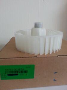 Samsung Tumble Dryer motor impeller fan DV70 DV80 DV90 SEE VIDEO