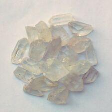 Natural Quartz Rough 1 Clear Crystal Lb Point Original Lot Points 1lb 2 Raw Bulk