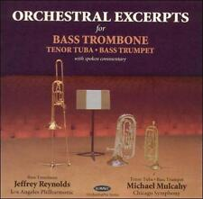 Orchestral Excerpts for Bass Trombone, Tenore Tuba, Bass Trumpet