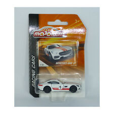 Majorette 212084009 MERCEDES BENZ AMG GT #1 White - Racing Cars 1:64 NEW! °