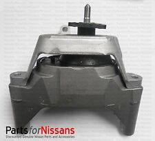 GENUINE NISSAN 2007-2012 ALTIMA 2.5 RIGHT FRONT ENGINE MOTOR MOUNT NEW OEM
