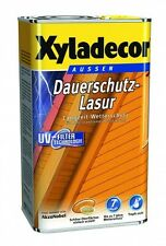 Xyladecor 2in1 Holzschutzlasur Dauerschutzlasur Lasur Holzschutz Top Nussbaum 0 75