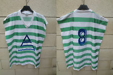 VINTAGE Maillot F.C SETE porté n°8 ancien match worn shirt trikot rare années 90