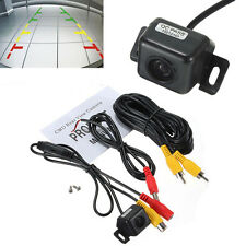 HD 170° Car Rearview Mirror Reversing Backup Camera for Auto Car SUV Rear Bumper