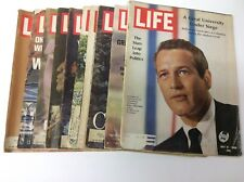 LIFE MAGAZINE LOT OF MAY 10th 1968 - Sept 8th,1972 (MARILYN MONROE/0617485)