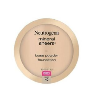 Neutrogena Mineral Sheers Loose Powder Foundation - Choose Your Shade - New