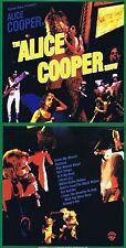 "Alice Cooper ""The Alice Cooper show"" Mit 14 Songs! Live! Viele Hits! Neue CD!"