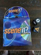 Scene It The DVD Game 2003 Replacement DVD And Dice