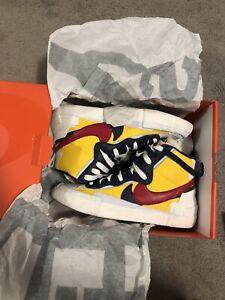 Sacai X Nike Blazer Mid - Snow Beach - US6.5