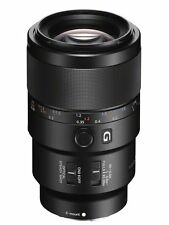Sony FE 90mm 90 mm 2.8 Macro G OSS (SEL90M28G) Ausstellung, Sony Fachhändler