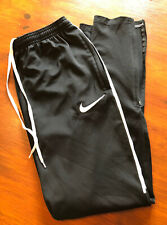 Mens Nike Dri Fit Zip Ankle Tracksuit Bottoms, Size Small, Very Good Condition