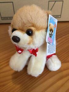 Gotta Getta Gund 4044046 Dog Itty Bitty Boo Bow tie And Boxers Plush Soft Toy