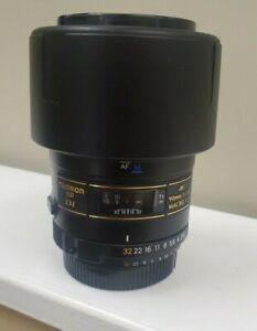 Tamron SP 90mm f/2.8 AF Di Macro A272E Lens For Nikon Excellent