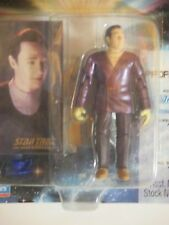 "Playmates Star Trek Professor Data  4+"" Action Figure"