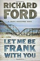 Dejar Me Be Frank With You Tapa Dura Ford de Richard
