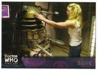 2016 Topps Doctor Who Timeless Trading Card #40 Dalek