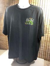 2007 Daytona Bike Week Shirt Cotton Biker TShirt Tee T Black Mens 3XL 99f68dc85