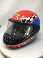 Vintage Polaris Bell Snowmobile Helmet Size 7