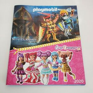 2020 Playmobil Retail Catalog Brochure With Add-Ons Germany