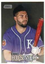 2016 Topps Stadium Club Baseball #97 Eric Hosmer Kansas City Royals