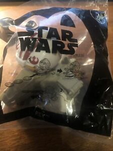 2021 McDonald's Star Wars Happy Meal Toy Rey #7
