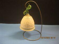 Lladro Porcelain 1992 Christmas Bell Ornament