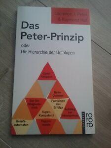 Das Peter-Prinzip oder Die Hierarchie der Unfähigen - Laurence J. Peter