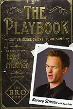 The Playbook: Suit Up. Score Chicks. Be Awesome, Stinson, Barney, Used; Very Goo