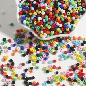 Multi Jelly Colors Sparkle Mini Pony Beads 1000pc Crafts Handmade for Jewelry
