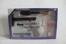 Transformers G1 Black Megatron Ehobby SEALED Encore Takara Megaplex US SELLER