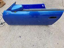 180sx s13 Nissan Silvia Passenger door [3] Blue