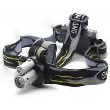 CREE LED Headlamp 2 LED Flashlight Rechargeable headlamp H22