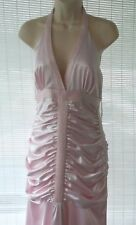 RVA DesignsPink Mermaid Style Prom Formal Gown Size 14 Style #7280