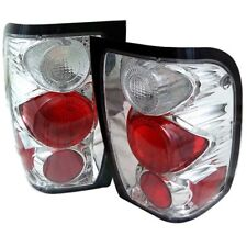 Spyder Auto Euro Style Tail Lights-Chrome For 1998-2000 Ford Ranger #5003812