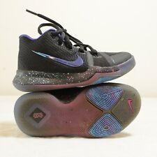 Nike Kyrie 3 Flip The Switch Black Child Size 11 C / 869985 003