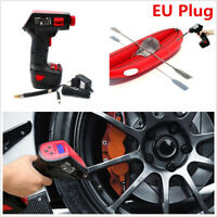 EU Plug Portable Cordless Handheld Rechargeable Car Emergency Tires Air Inflator