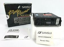 Vintage Sansui RX-4100 Radio - RARE  Open Box NOS Collector Restoration Expert
