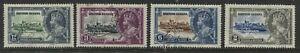 British Guiana KGV 1935 Silver Jubilee set mint o.g. hinged