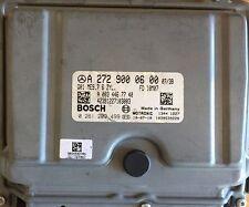 10-11 MERCEDES BENZ C300 ECU ENGINE COMPUTER CONTROL MODULE A2729000600 OEM OE