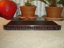 Behringer Studio Parametric Equalizer, 5 Band Eq, W Germany, Vintage Rack
