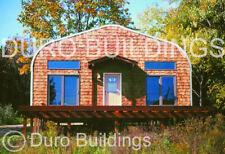 Durospan Steel 30x34x14 Metal Garage Shop Diy Home Building Kit Open Ends Direct