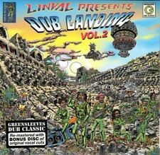Linval Thompson Presents Dub Landing Vol. 2 CD