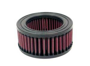 E-2320 K&N Replacement Air Filter PLYMOUTH CRICKET 1971-73 (KN Round Replacement