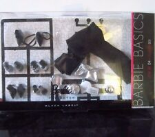 Barbie Basics SILVER & BLACK COLLECTION 001 LOOK NO 04 Accessory Pack JAZZ DIVA