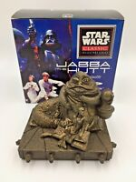 Star Wars Jabba The Hutt Statuette Numbered Collectable By Applause in Box