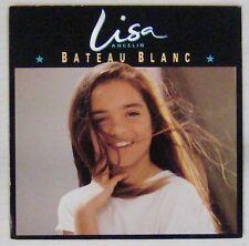 Lisa Ancelin 45 Tours Bateau blanc