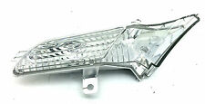NEW Genuine Porsche Cayenne 957 N/S/F Gauche Clear Side Repeater Indicateur