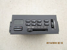 99 - 02 NISSAN QUEST DIGITAL A/C HEATER CLIMATE TEMPERATURE CONTROL