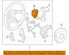GM OEM Steering Wheel-Audio Stereo Radio Control Switch 15819311