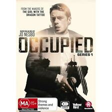 OCCUPIED-Series 1-Region 4-New AND Sealed-3 DVD Set-TV Series